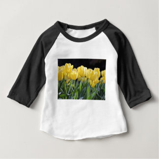 Tulips Baby T-Shirt
