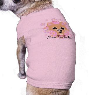 Tulip's Blossom Dog Tee Shirt