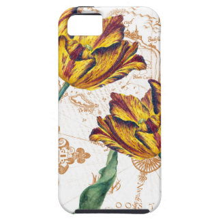 Tulips Chic iPhone 5 Covers