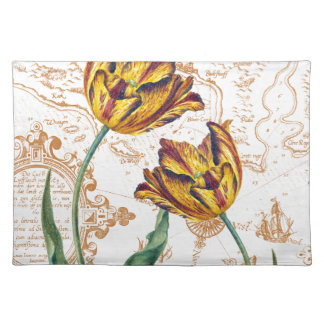 Tulips Chic Placemat