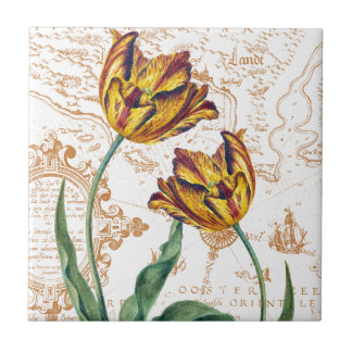 Tulips Chic Tile