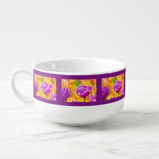 Tulips Enchanting awesome Soup Mug