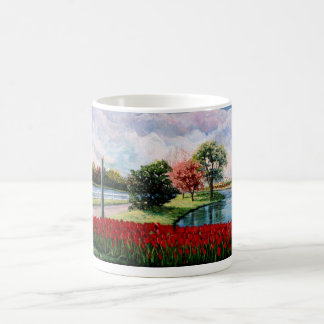 Tulips Festival Coffee Mug
