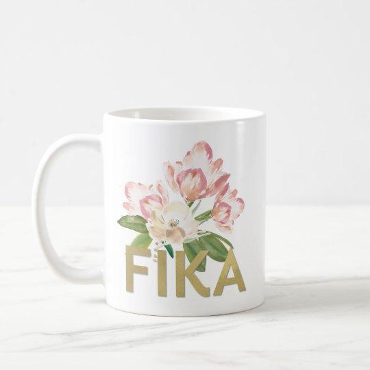 Tulips Fika Mug
