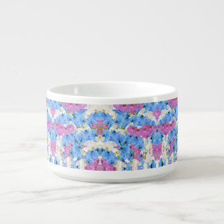 Tulips Floral Colorful  Chili Bowl