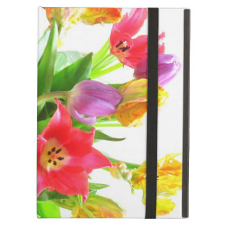 Tulips Floral Cover For iPad Air
