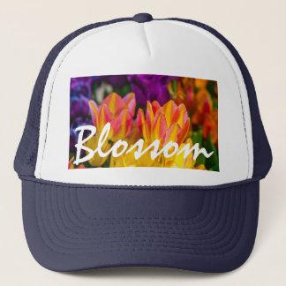 Tulips Flowers Customizable Trucker Hat