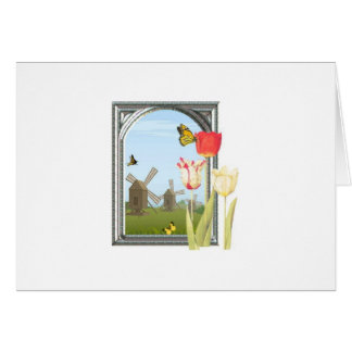 Tulips from Amsterdam Card