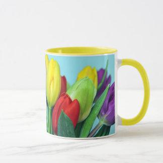 Tulips in Springtime Mug
