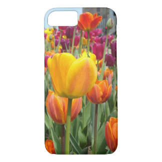 Tulips In The Breeze iPhone 7 case