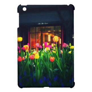 Tulips in the City iPad Mini Covers