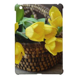tulips iPad mini cases