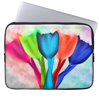 Tulips Laptop Sleeve