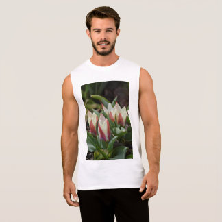 Tulips Muscle Shirt