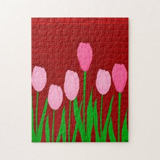 Tulips Puzzel Jigsaw Puzzle