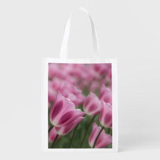 Tulips Reusable Bag