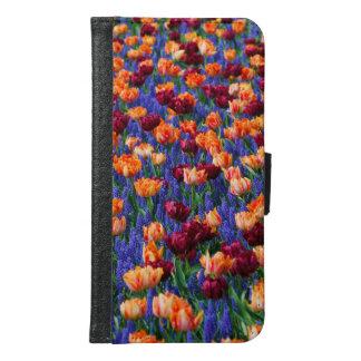 Tulips Samsung Galaxy S6 Wallet Case