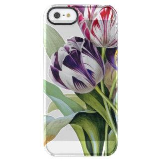 Tulips Trio Clear iPhone SE/5/5s Case