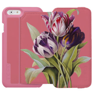 Tulips Trio Incipio Watson™ iPhone 6 Wallet Case