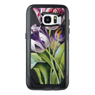 Tulips Trio OtterBox Samsung Galaxy S7 Edge Case