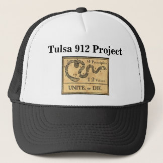 Tulsa 912 Project Trucker Hat