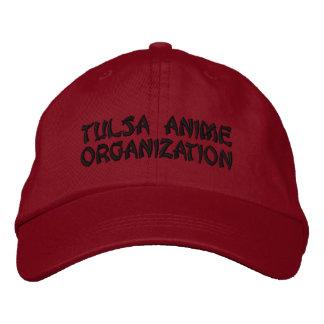 Tulsa Anime Hat Embroidered Hat