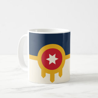 Tulsa Flag Coffee Mug