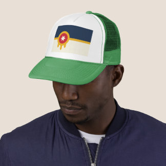 Tulsa Flag Trucker Hat