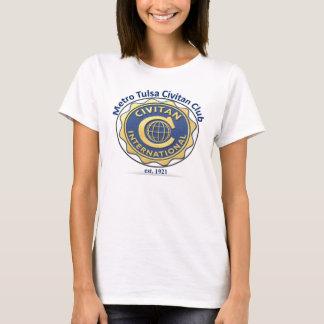 Tulsa Metro Civitan Better World Shirt