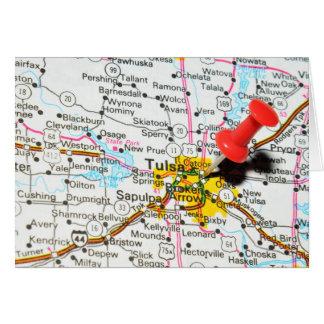 Tulsa, Oklahoma Card