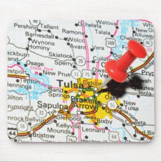 Tulsa, Oklahoma Mouse Pad