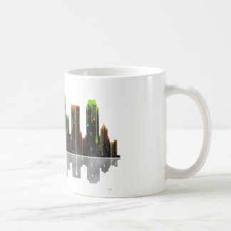 Tulsa Oklahoma Skyline Coffee Mug