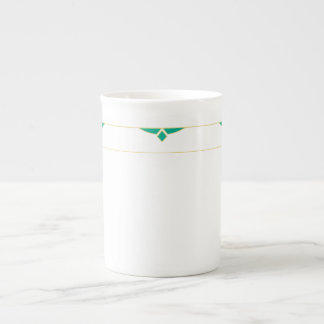 Tulsa Pattern Tea Cup