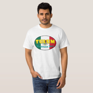 Tulum - Ancient Mayan City Beautiful Beaches T-Shirt