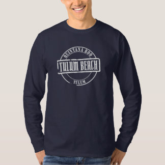 Tulum Beach Title T-Shirt