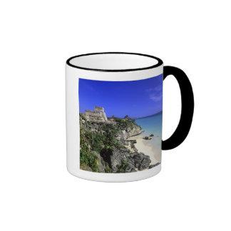 Tulum, Mexico Ringer Coffee Mug