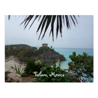 tulummexico, Tulum, Mexico Postcard