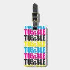 Tumble Luggage Tag
