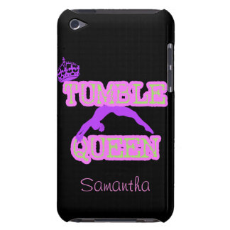 Tumble Queen Barely There iPod Covers