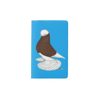 Tumbler:  Muffed Red Bald Pocket Moleskine Notebook