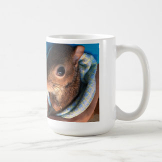 Tumbleweed's innocent eyes coffee mug