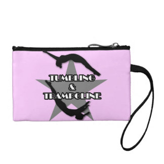 Tumbling and Trampoline Coin Purse