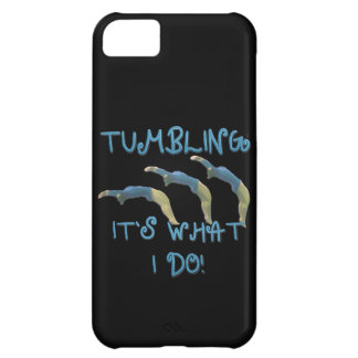 Tumbling gymnast iPhone 5C covers