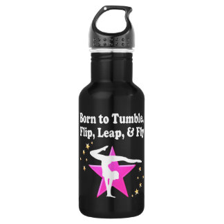 TUMBLING GYMNASTICS DESIGN 532 ML WATER BOTTLE