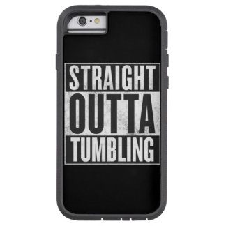 Tumbling gymnastics tough xtreme iPhone 6 case