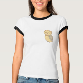 Tumblr Simple Cute Owl Tee. T-Shirt