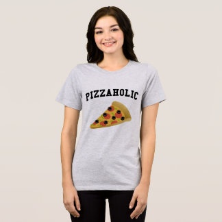Tumblr T-Shirt Pizzaholic
