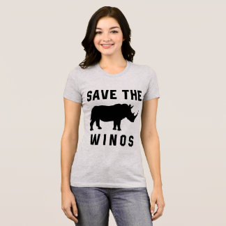 Tumblr T-Shirt Save The Winos
