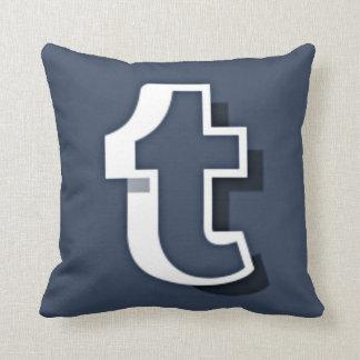 Tumblr Throw Pillow