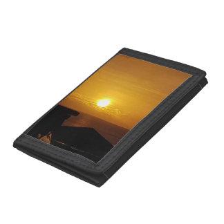 Tumon Sunset Tri-fold Wallet